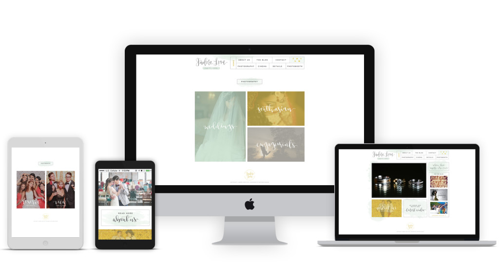 Jadore Love Website