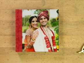 South Asian Wedding Album