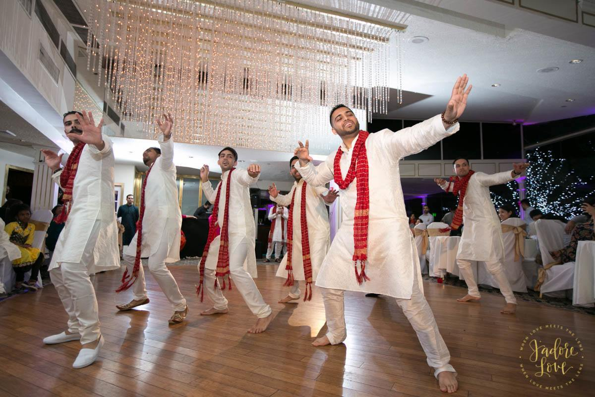 South Asian Mehndi Held At World Fair Marina